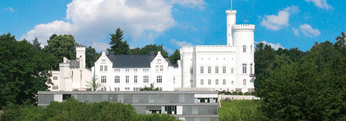 Ansicht der Blomenburg